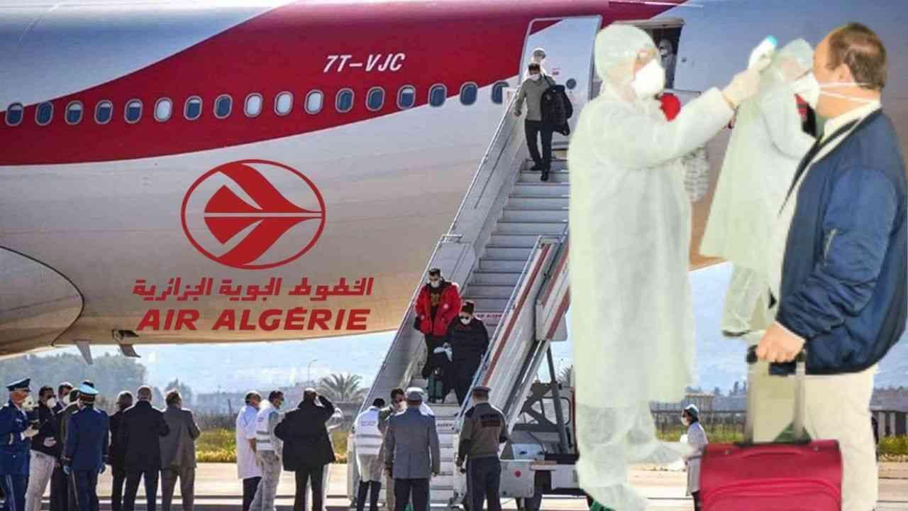 vols de rapatriement d'Air Algérie, Grosse pagaille pour les derniers vols de rapatriement d'Air Algérie (vidéo), Infos Algérie
